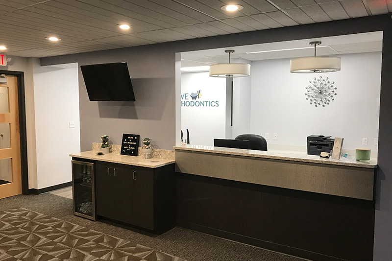 olive orthodontics office photo